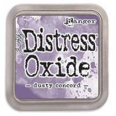 Ranger Distress Oxide Stempelkissen - Dusty Concord