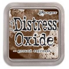 Ranger Distress Oxide Stempelkissen - Ground Espresso